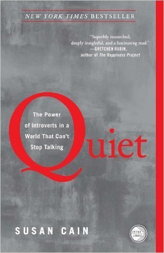 quiet book introverts extroverts
