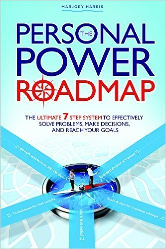 personal power roadmap book, alisonsigmon