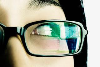 close-up, woman, glasses, alison sigmon